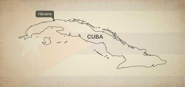 Cuba Map FlightHub